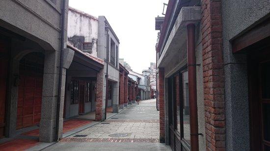 Bopiliao Ancient Street: 懐かしい雰囲気があります。