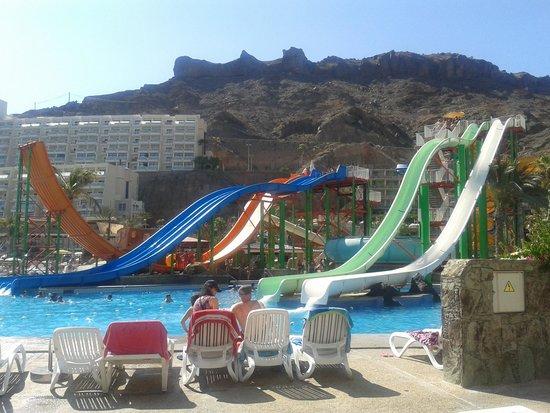 Hotel Altamar: taurito waterpark