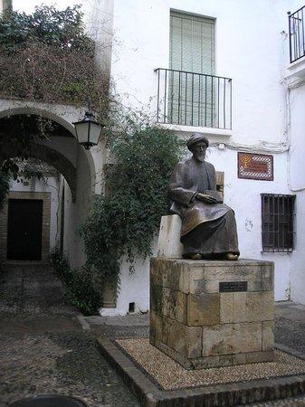 Sinagoga : Plaza Maimonides, Juderia