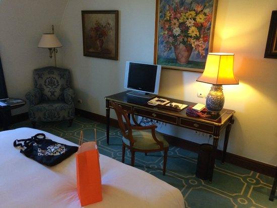 Pestana Palace Lisboa : Chambre