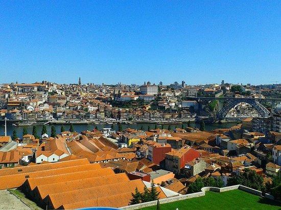 The Yeatman : Завораживающий вид на Порто