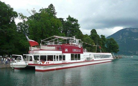 Bateau-Restaurant MS Libellule: MS Libellule