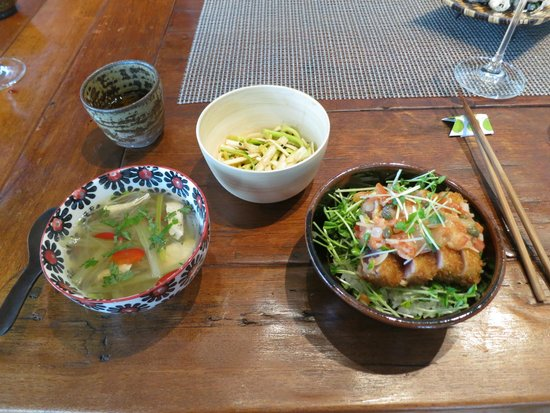 Chez Klio -Maui Cooking Class: Complete meal (: