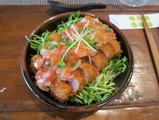 Chez Klio -Maui Cooking Class: Ahi Katsu Don