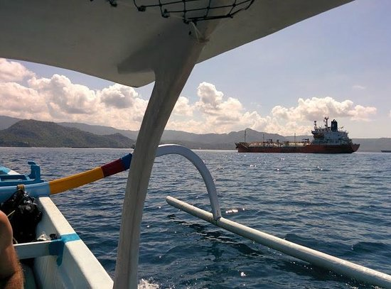 Adventure Scuba Diving Bali: On our way to Bloo Lagoon