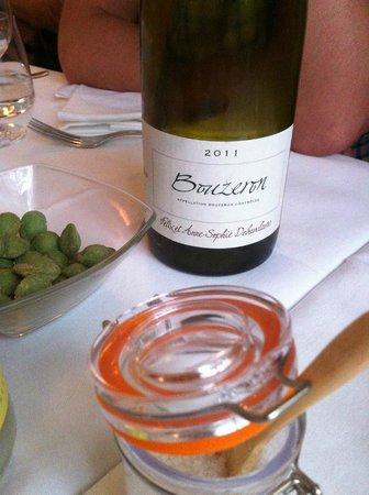 Carte Bourgogne Blanc.Carte Picture Of Pramil Paris Tripadvisor