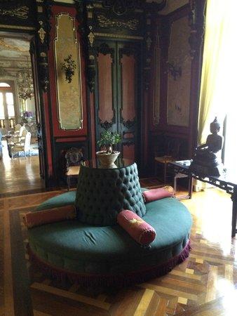 Pestana Palace Lisboa Hotel & National Monument : salon