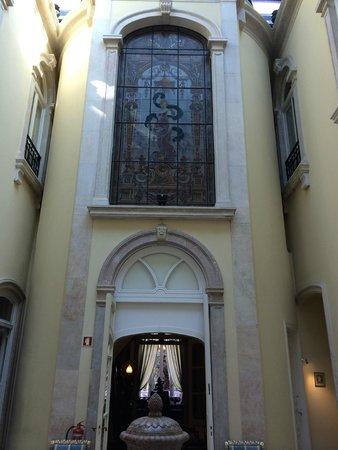 Pestana Palace Lisboa Hotel & National Monument : patio