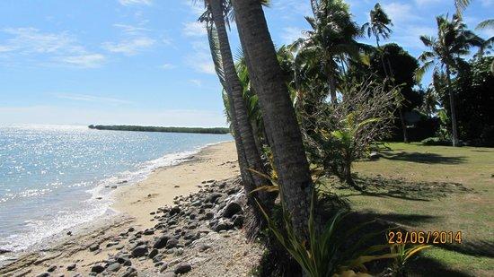 First Landing Beach Resort & Villas: The beach