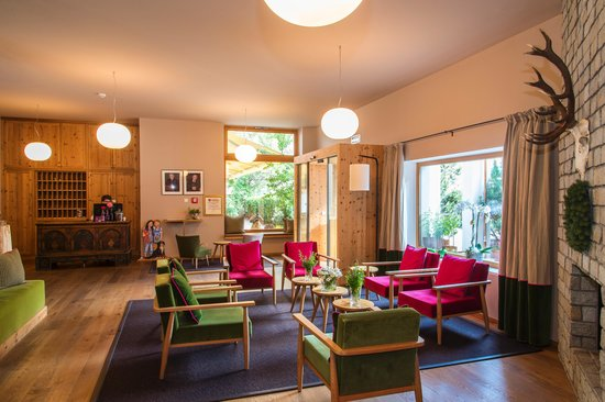 Hotel Drumlerhof: Rezeption