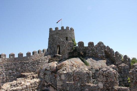 Castle of the Moors : Замок мавров.