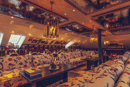 Restaurant Atelier I Hotel Pigalle