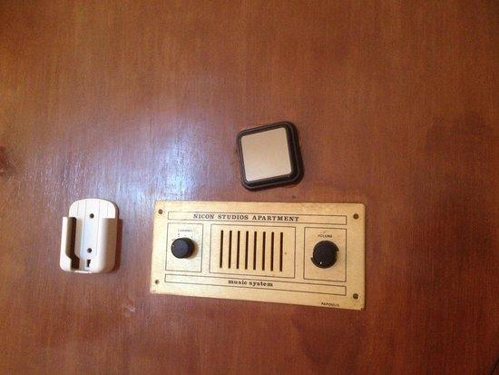 Nicon: music system