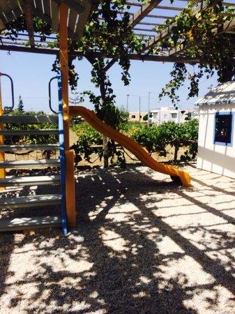 Paros Apartments: playground