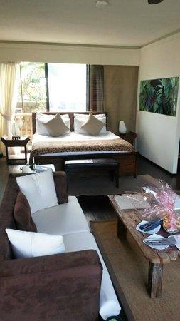 Dhevatara Beach Hotel : Magnifique Suite Torti