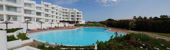 Prainha Clube: Hotel view
