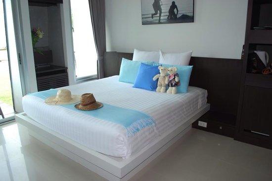 Idyllic Concept Resort : ภายในห้องพัก