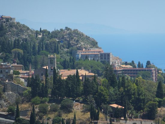 The Lemon Tree: Tiormina view