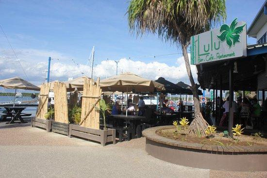 Lulu Bar Cafe & Restaurant : Denarau