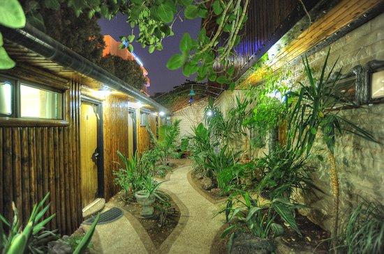 Sunset inn : rooms