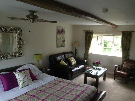 Rooks Hill Guest House: Lavant Suite