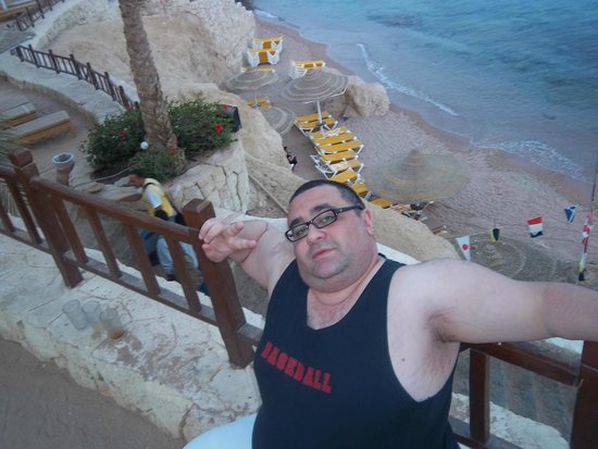 Hilton Sharks Bay Resort: من اعلي الشاطيئ