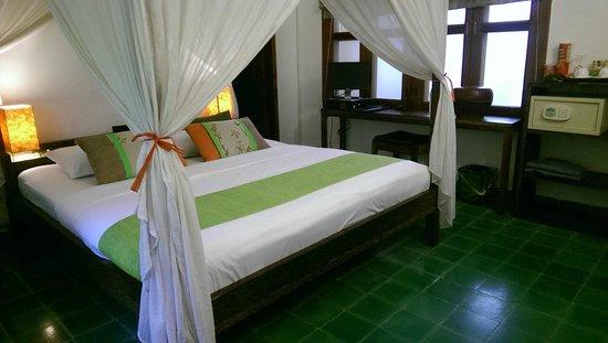 The Pavilion : double room