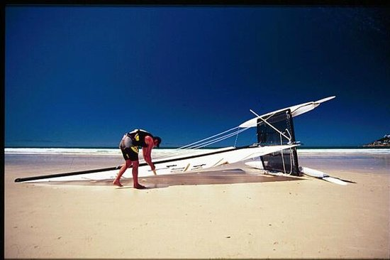 Rigging A Hobie Cat Lessons On How To Sail A Hobie In South Africa