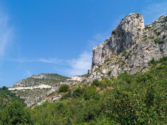 Nietzsche Path: Горы вокруг Тропы Ницше