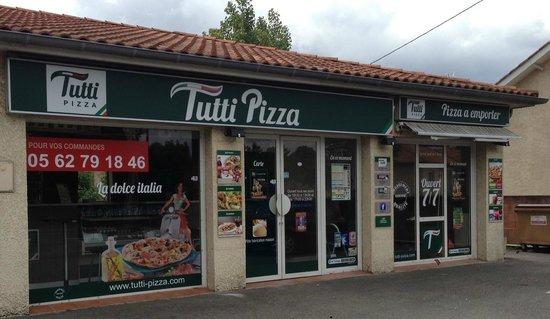 Tutti Pizza Bruguières