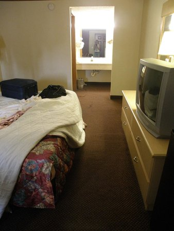Econo Lodge: Our room