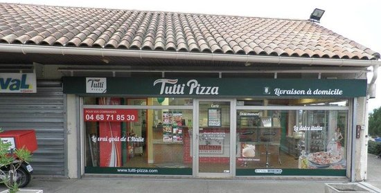 Tutti Pizza Carcassonne