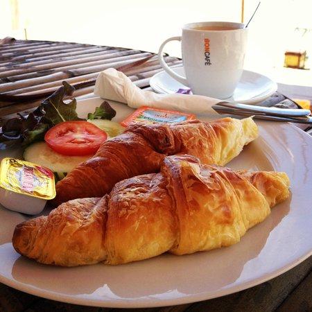 NO Stress: breakfast