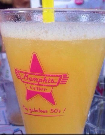 """Memphis Coffee Beziers: Le cocktail """"Nevada"""""""