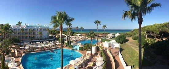 IBEROSTAR Albufera Playa : View from room 7332