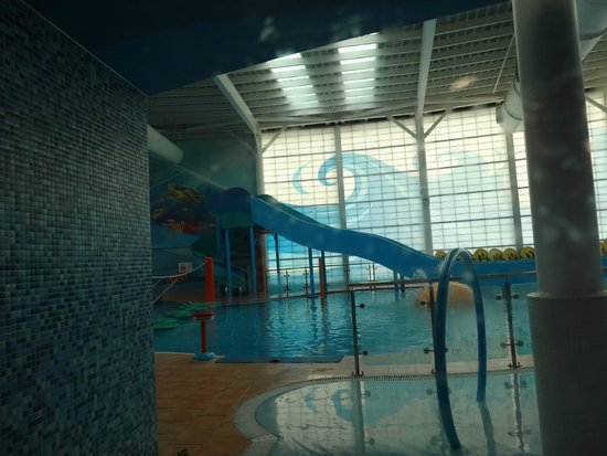 Primrose Valley Holiday Park - Haven: One of the Two Pool Areas
