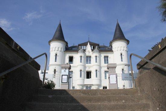Hôtel Château des Tourelles : vue d'ensemble