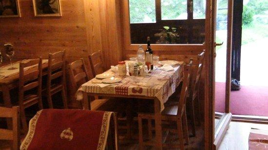 Agriturismo Alagna Farm Holiday: Eten in ontbijtruimte