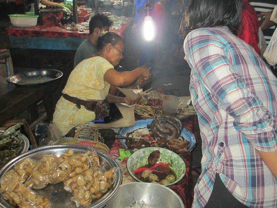 Casa Luna Cooking School: So many foods ...!