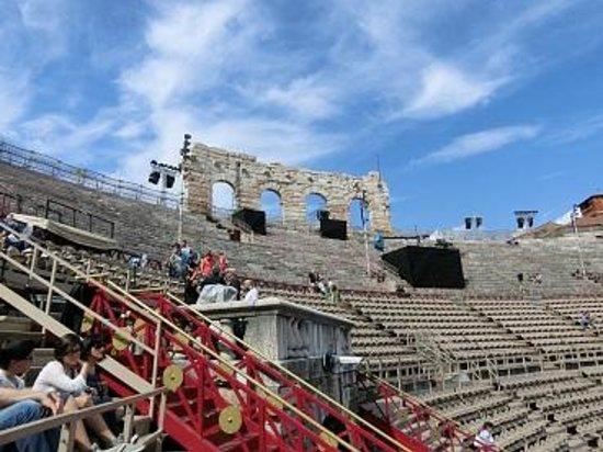 Arena di Verona: アリーナ