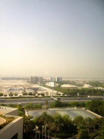 Grand Hyatt Dubai: Views from bedroom
