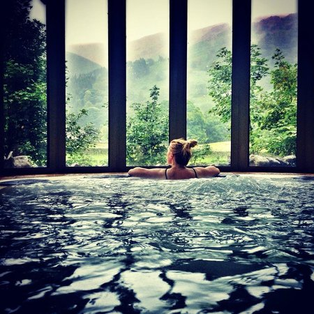 Rothay Garden Hotel : A relaxing time in the spa