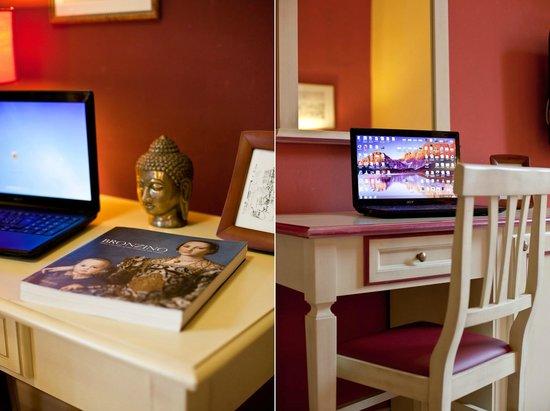 Hotel Savonarola: comfort camere