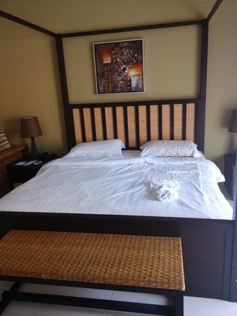 Gold Coast Morib International Resort: nice and comfy bed made the day