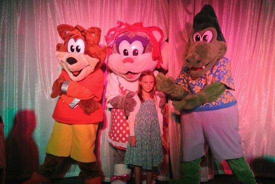 Merton Hotel: Kids Zone enterteinment