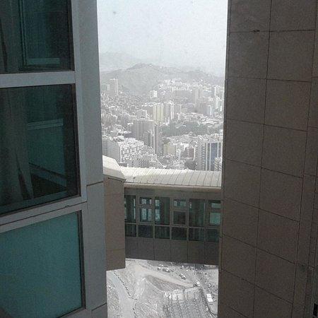 ZamZam Pullman Makkah: Вид с номера