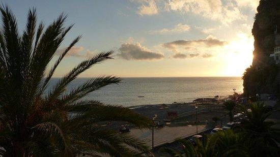 Enotel Baia: Sonnenuntergang vom Zimmer aus