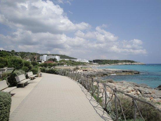 Hotel Stil Victoria Playa: Santo Tomas Bay