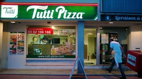 Tutti Pizza Jean Chaubet