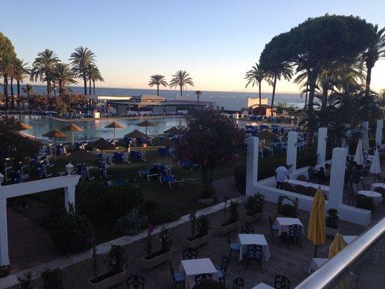 Atalaya Park Hotel & Resort: Uitzicht